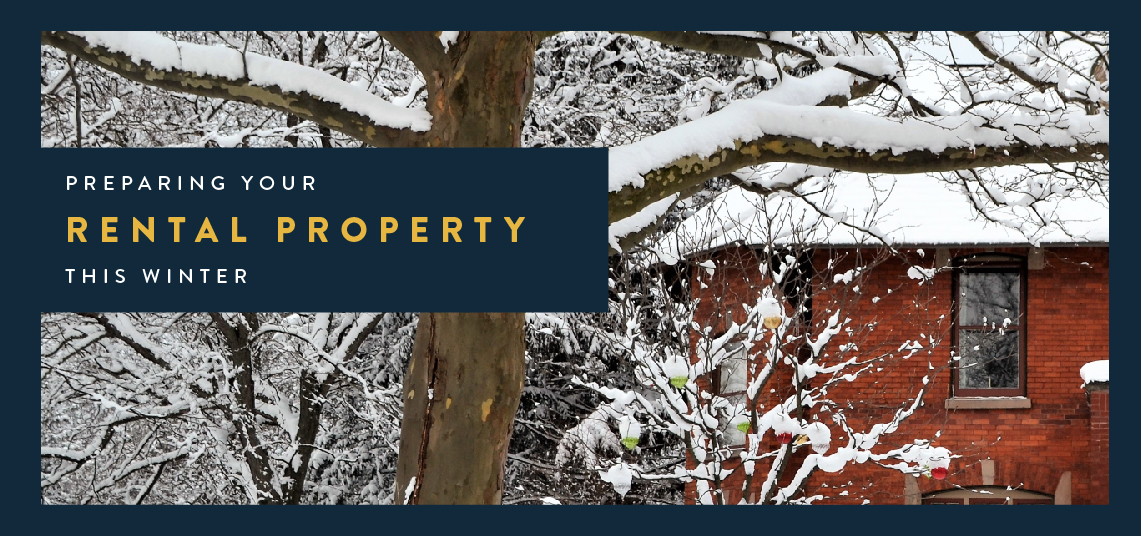 Preparing your rental property this winter blog post